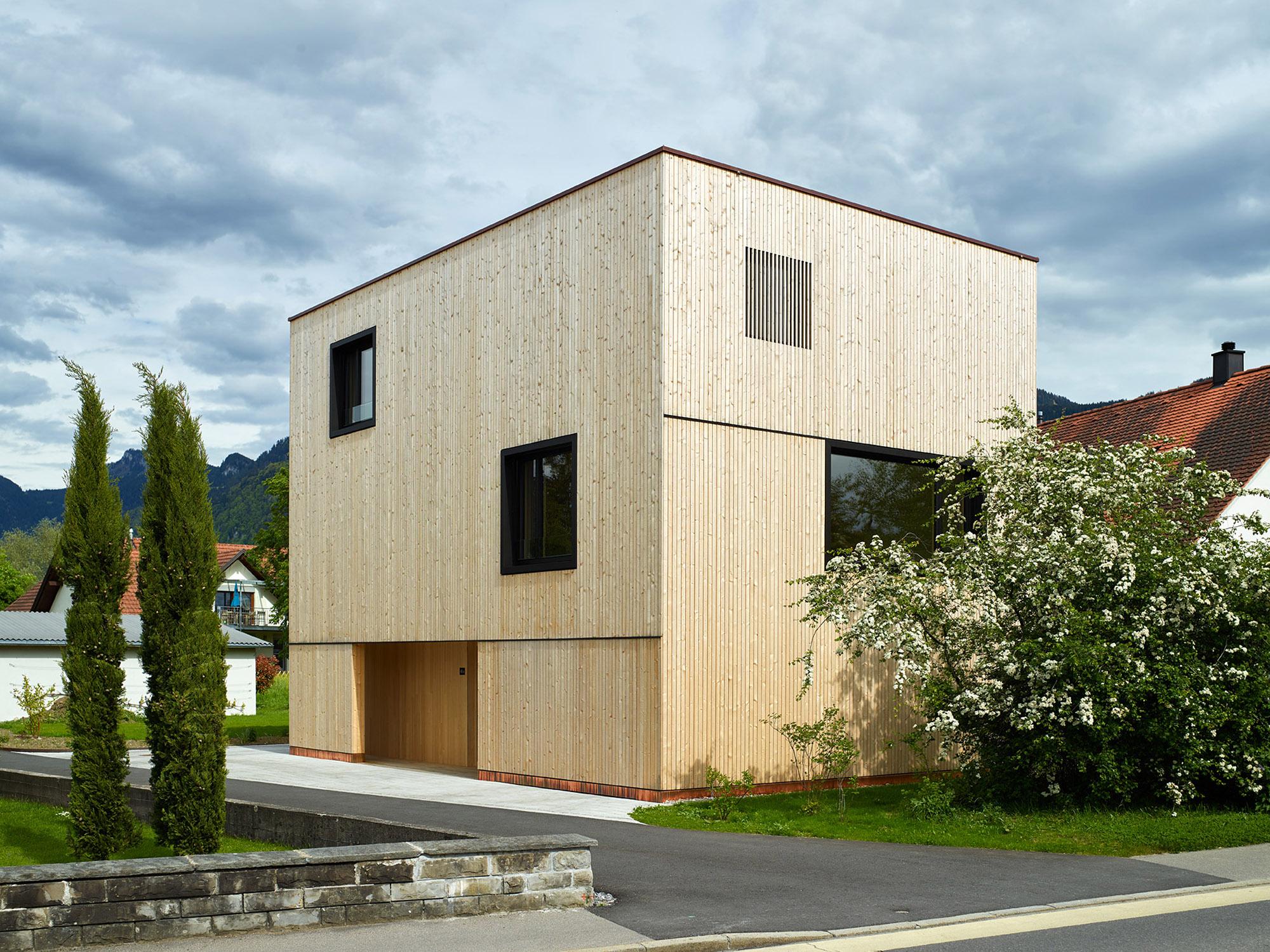 Berchtold Holzbau Haus Bt Studio22